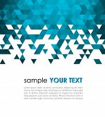 picture of polygons  - Abstract colorful geometric background - JPG