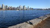 Downtown Vancouver, Seawall View