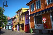 Ovre Holmegata in Stavanger, Norway