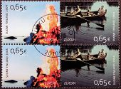 Finnish Vacation Stamps