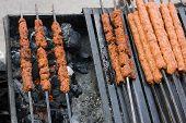 Mughlai cuisine food