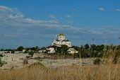 The Vladimirskiy (st. Vladimir) Cathedral In Chersonesus, Sevastopol