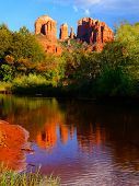 Beautiful Sedona sunset
