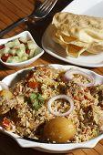 Sindhi Biryani - A Non-veg Indian cuisine