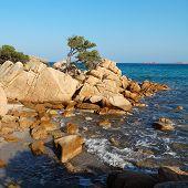 Capriccioli beach - Costa Smeralda, Sardinia