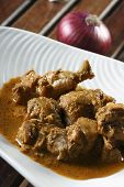 Kerala Special Kozhi Curry - A Chicken Curry From India