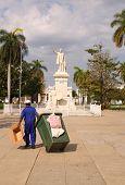 Garbage Man In Cuba