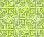 Green Seamless Background.