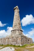 Carn Brea Monument Cornwall
