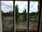 Extreme tourism in Pripyat, Chernobyl