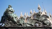 lion of st. Mark - Venice - patron of town