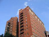 Pair Of Apartment Buildings