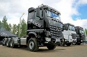 New Mercedes-benz Arocs Heavy Duty Trucks
