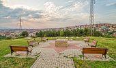 Jewish cemetery in Pristina