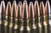 Bullets Closeup