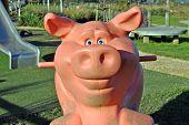 playground pig