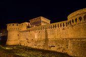Castle Of Caterina Sforza In Forli, Emilia Romagna, Italy