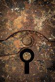 Rusty Keyhole