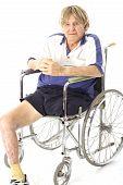 cool handicap senior