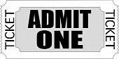 Ticket-Admit One
