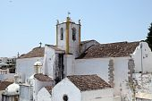 Igreja de Santiago, em Tavira, Portugal