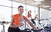 pic of exercise bike  - sport - JPG