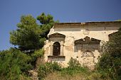 Old Ruins Of Sassia Monastery