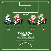 Group D Of 2014 Football (soccer) Tournament