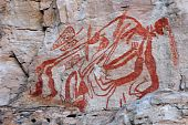 Aboriginal Rock Art, Autralia