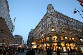 VIENNA, AUSTRIA - OCTOBER 10:  Generali building Spiegelgasse in Vienna, Austria on October 10, 2014.