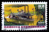 Rebecca Everingham, Riverboat