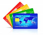Pack Of Credit Card