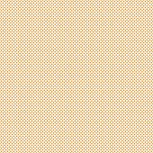 Orange Small Polka Dot Pattern Repeat Background