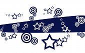 Star,circles