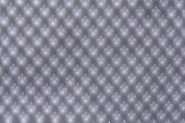 Abstract Rhombus Background Gray Glass