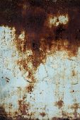 Art  Texture With Rust For Background