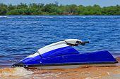 Blue Wave Runner