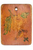 Used Wooden Chopping Board