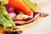 Vegetable Salad Macro