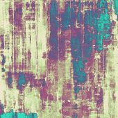Abstract rough grunge background, colorful texture. With different color patterns: yellow (beige); blue; gray; purple (violet); cyan
