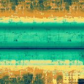 Background with grunge stains. With different color patterns: yellow (beige); blue; brown; green; cyan