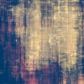 Grunge background or texture for your design. With different color patterns: yellow (beige); blue; gray; purple (violet)
