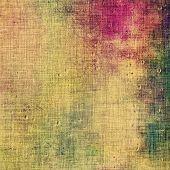 Abstract rough grunge background, colorful texture. With different color patterns: yellow (beige); brown; green; pink