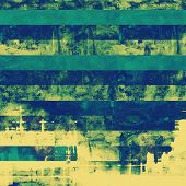 Old texture - perfect background with space for your text or image. With different color patterns: yellow (beige); blue; green; cyan