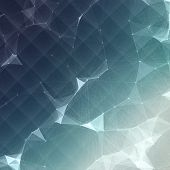 Abstract Mesh Background with Circles, Lines and Shapes | EPS10 Design Layout for Your Business