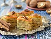 Baklava, Traditional Oriental Sweets