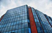 Blue Glass & Redbrick