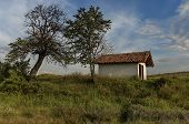 picture of chapels  - One chapel in countryside  - JPG