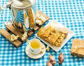 image of brazilian food  - Delicious prepared for the famous Brazilian Festa Junina  - JPG