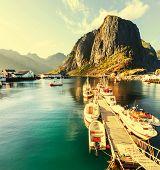 foto of lofoten  - Lofoten island - JPG